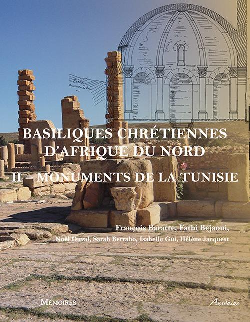 BASILIQUES CHRETIENNES D AFRIQUE DU NORD II