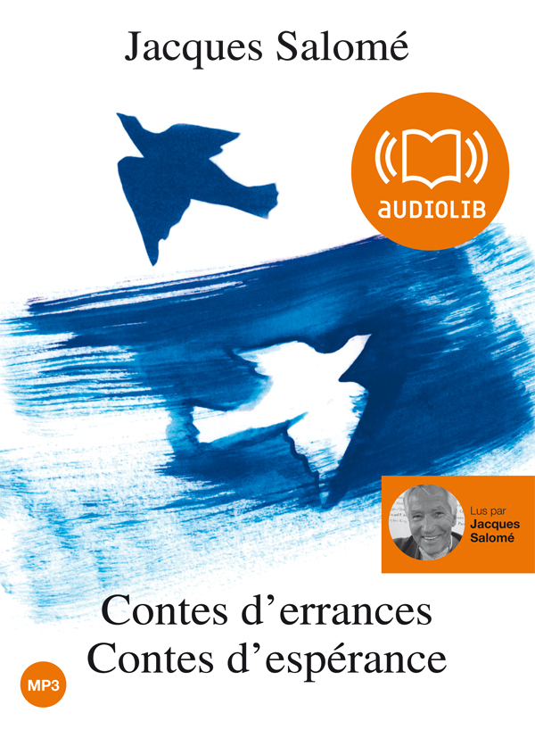 CONTES D'ERRANCES, CONTES D'ESPERANCE - LIVRE AUDIO 1 CD MP3 ET LIVRET 4 PAGES 208 MO - 19 CONTES