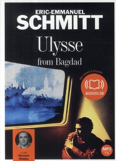ULYSSE FROM BAGDAD - LIVRE AUDIO 1CD MP3