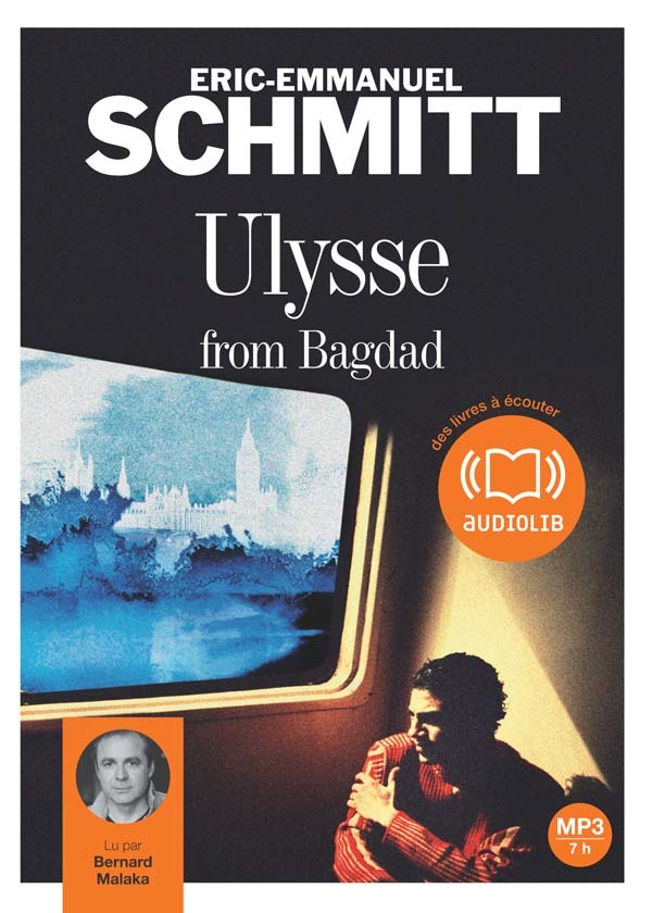 ULYSSE FROM BAGDAD - LIVRE AUDIO 1CD MP3
