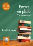 ENTRER EN PHILO - LIVRE AUDIO 1CD MP3