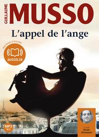 L'APPEL DE L'ANGE - LIVRE AUDIO 1 CD MP3