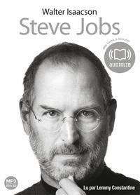 STEVE JOBS - LIVRE AUDIO 2 CD MP3