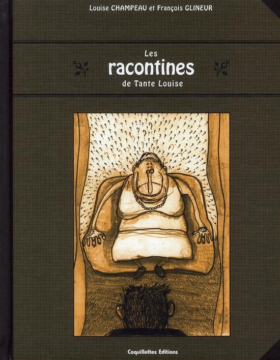 LES RACONTINES DE TANTE LOUISE