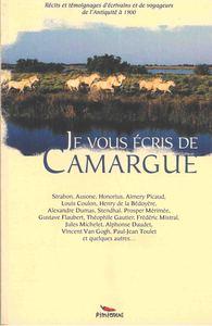 JE VOUS ECRIS DE CAMARGUE