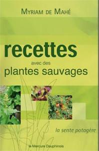 RECETTES AVEC DES PLANTES SAUVAGES