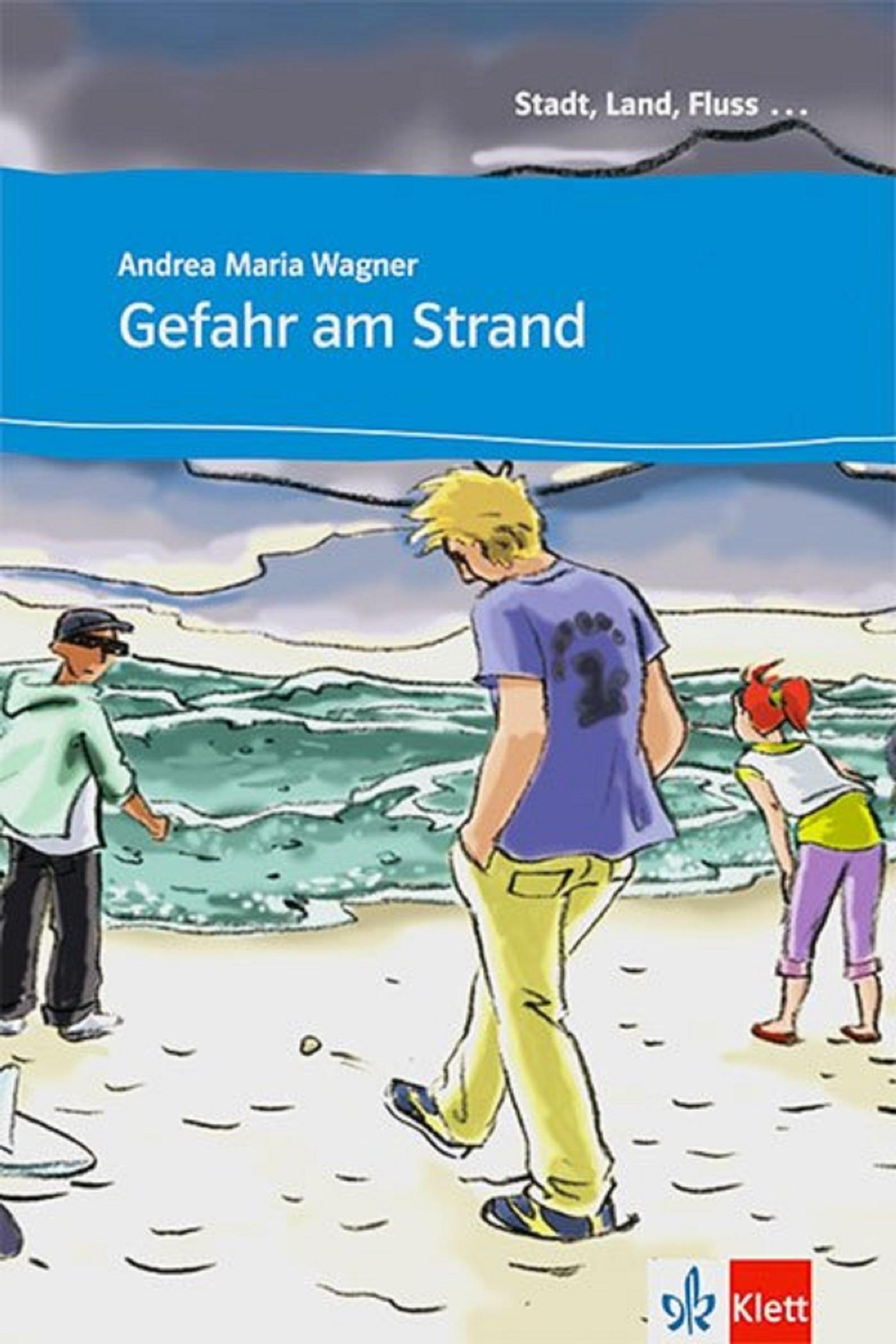 GEFAHR AM STRAND A1 LECTURE PROGRESSIVE + CD