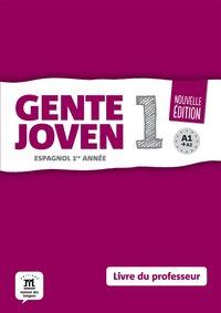 GENTE JOVEN 1 NED - LIVRE DU PROFESSEUR PAPIER