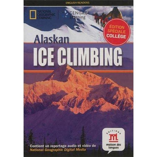 ALASKAN ICE CLIMBING - LIVRE + DVD - NIVEAU A1-A2