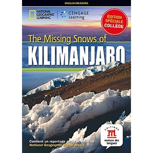 MISSING SNOWS OF KILIMANJARO (THE) LIVRE+DVD A2-B1 COLL NG