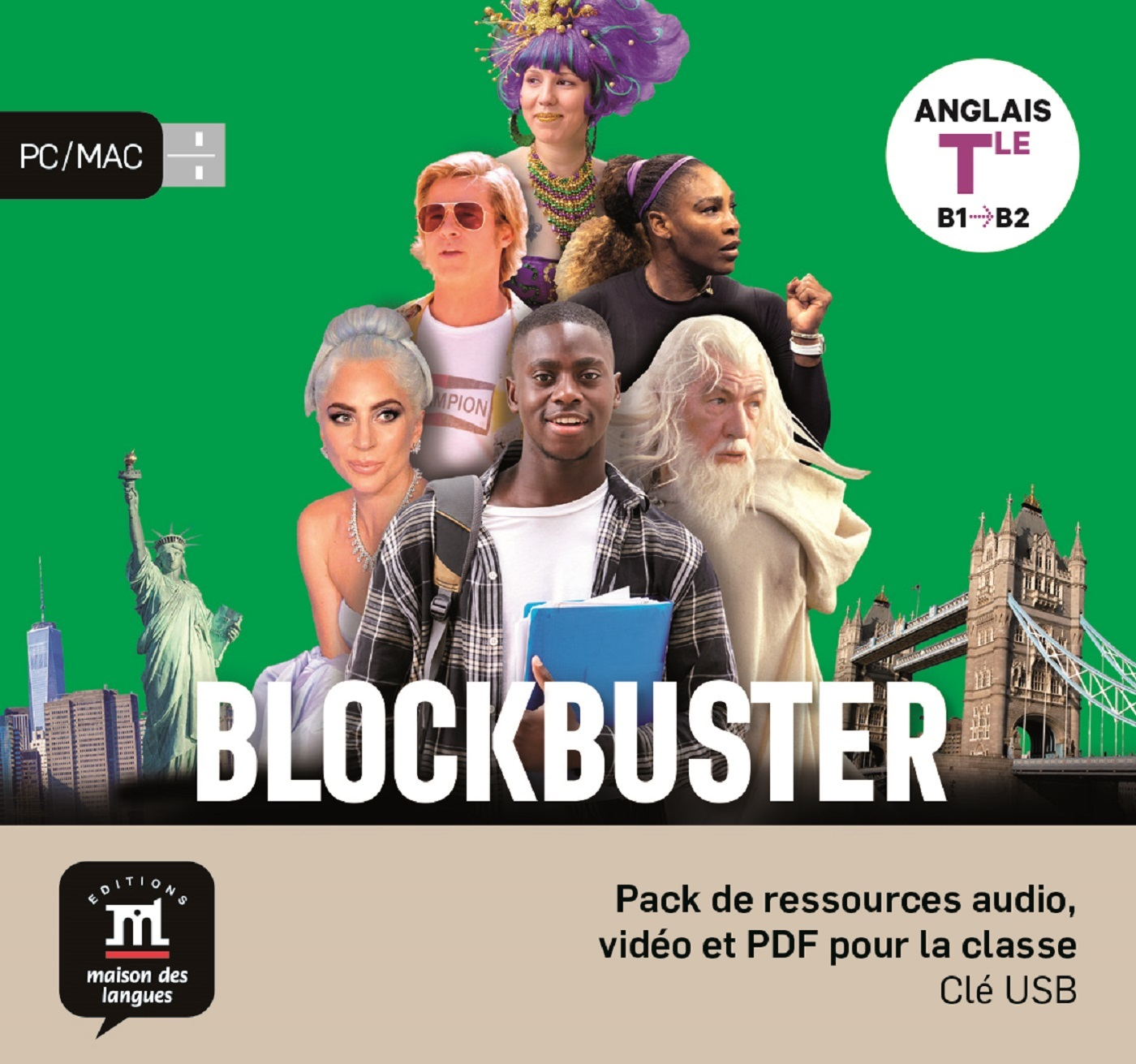 BLOCKBUSTER TERMINALE - CLE USB