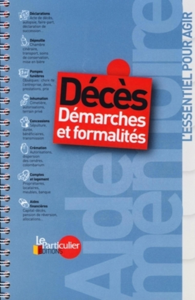 DECES : DEMARCHES ET FORMALITES