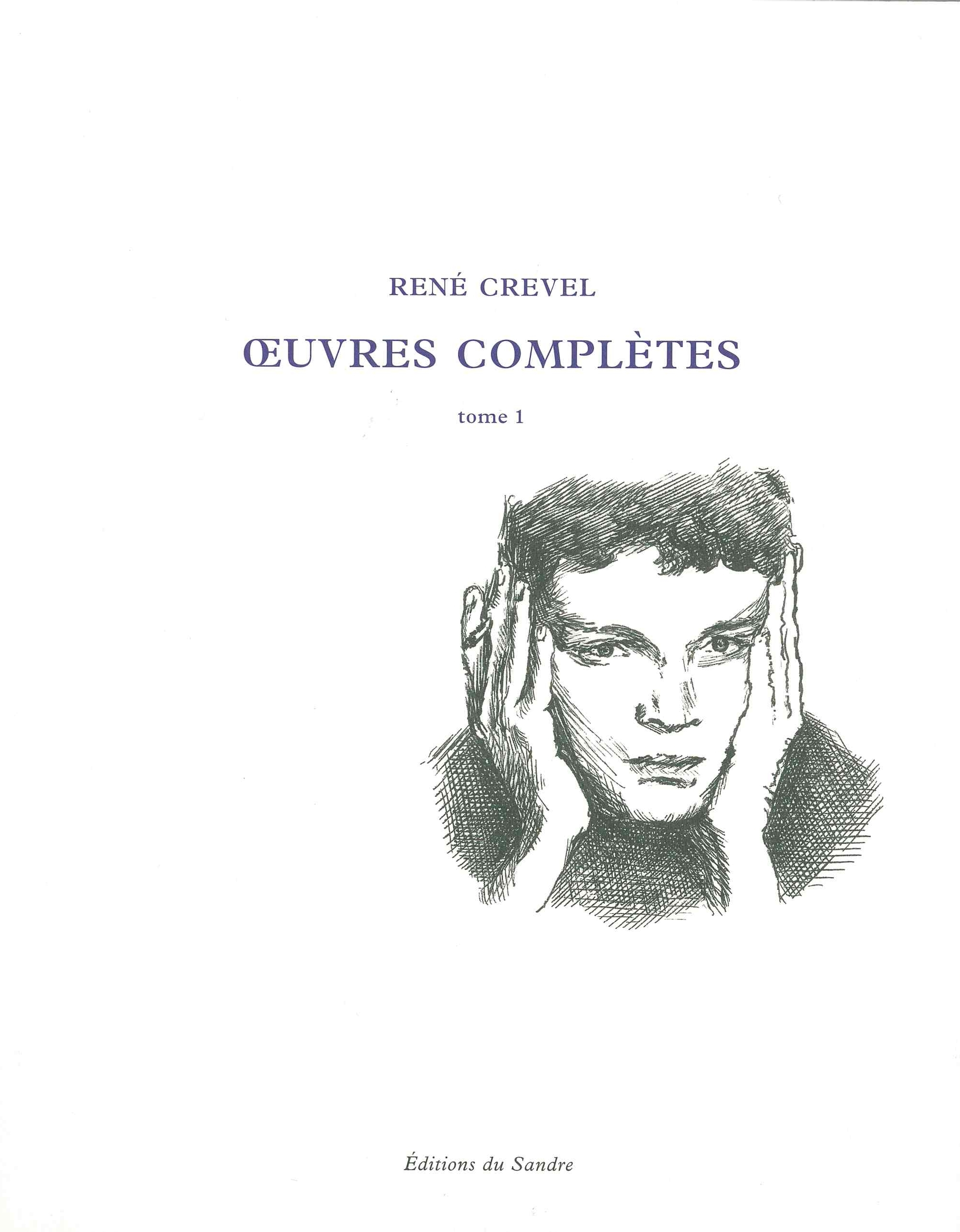 OEUVRES COMPLETES 1