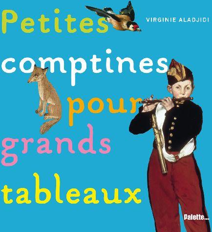 PETITES COMPTINES POUR GRANDS TABLEAUX
