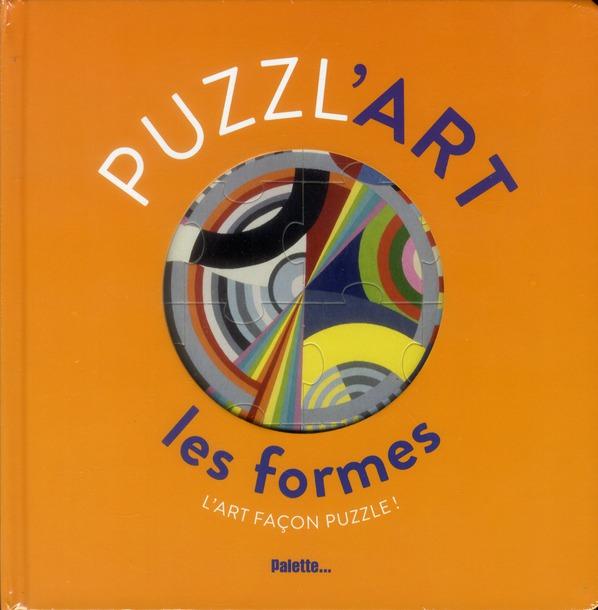 LES FORMES PUZZL'ART