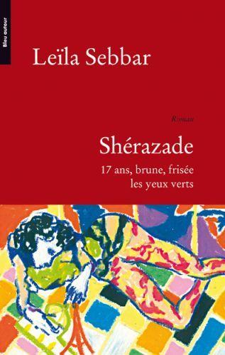 SHERAZADE, 17 ANS, BRUNE, FRISEE, LES YEUX VERTS
