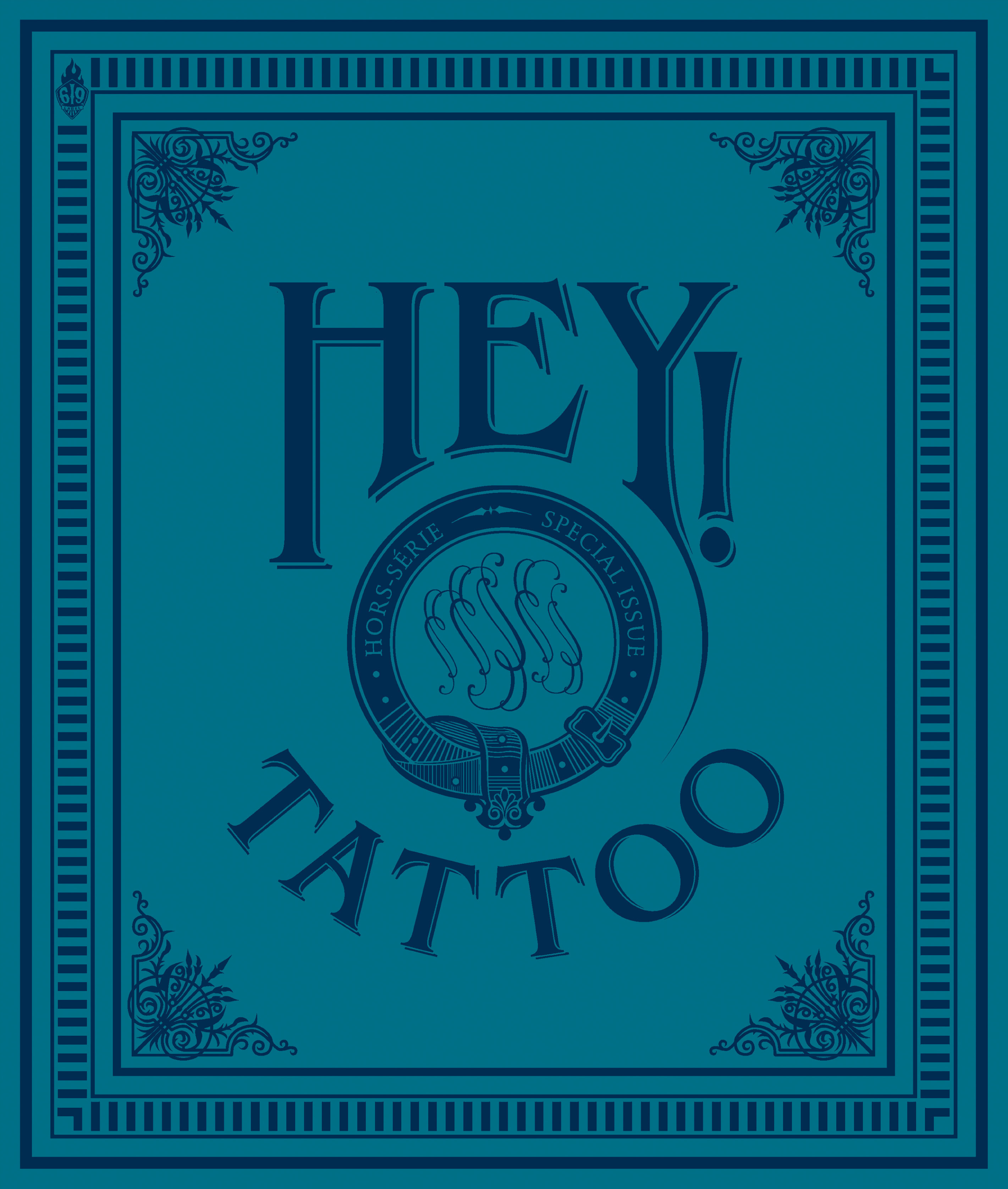 HEY ! TATTOO
