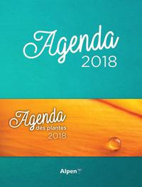 AGENDA DES PLANTES 2018