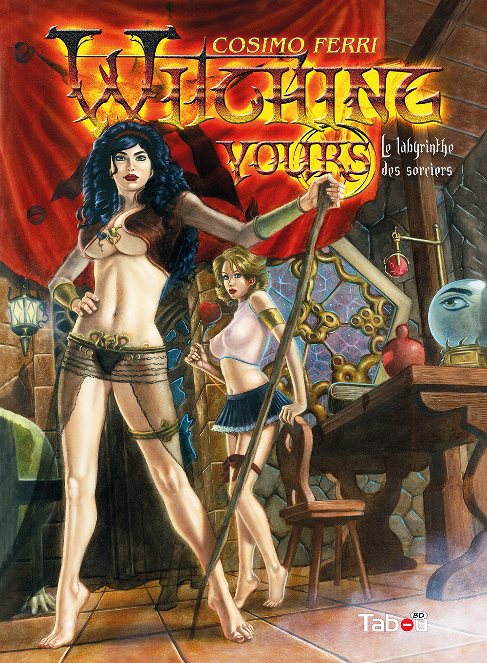 WITCHING YOURS