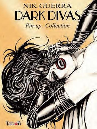 DARK DIVAS : PIN-UP COLLECTION + EX-LIBRIS
