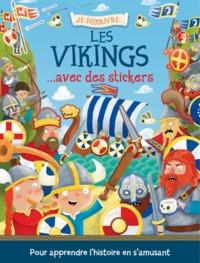 JE DECOUVRE LES VIKINGS AVEC DES STICKERS
