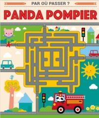 PANDA POMPIER (COLL.1ERS LABYRINTHES)