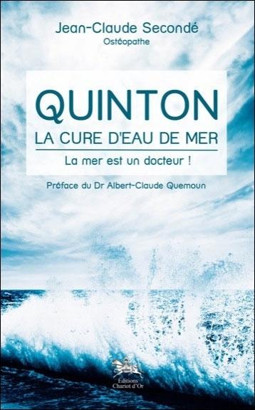 QUINTON - LA CURE D'EAU DE MER - LA MER EST UN DOCTEUR !