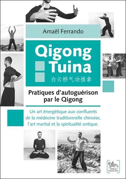 QIGONG TUINA TOME 2 - PRATIQUES D'AUTOGUERISON PAR LE QIGONG