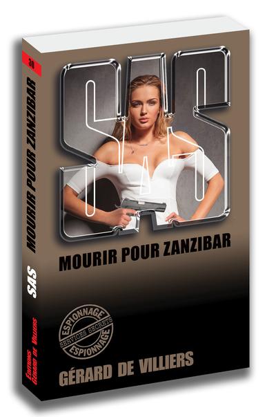 SAS 30 MOURIR POUR ZANZIBAR