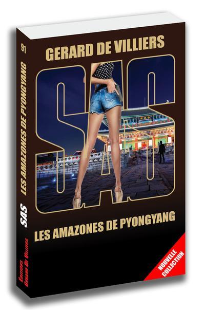 Sas 91 les amazones de pyongyang