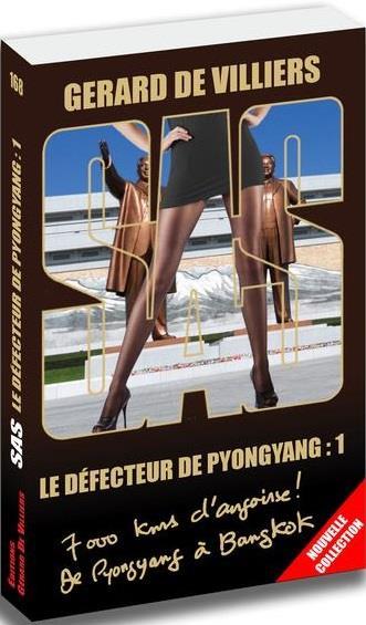 Sas 168 le defecteur de pyongyang - tome 1 - vol01