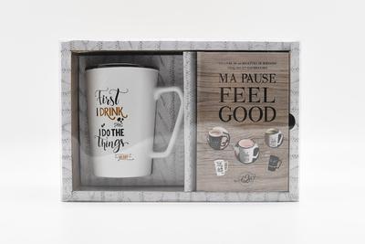 COFFRET BLANC MA PAUSE FEEL GOOD