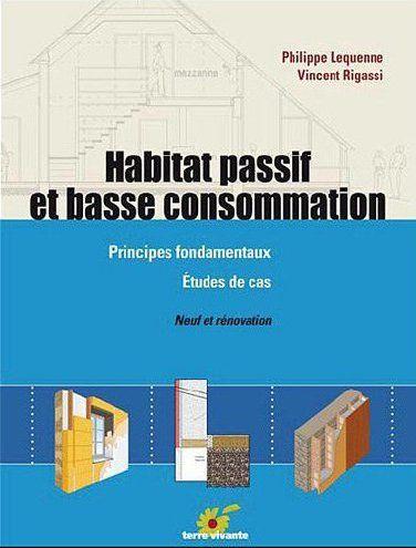 HABITAT PASSIF ET BASSE CONSOMMATION