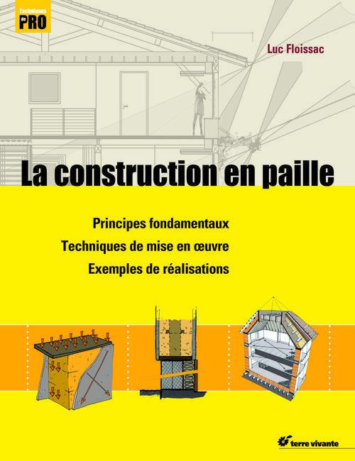 LA CONSTRUCTION EN PAILLE