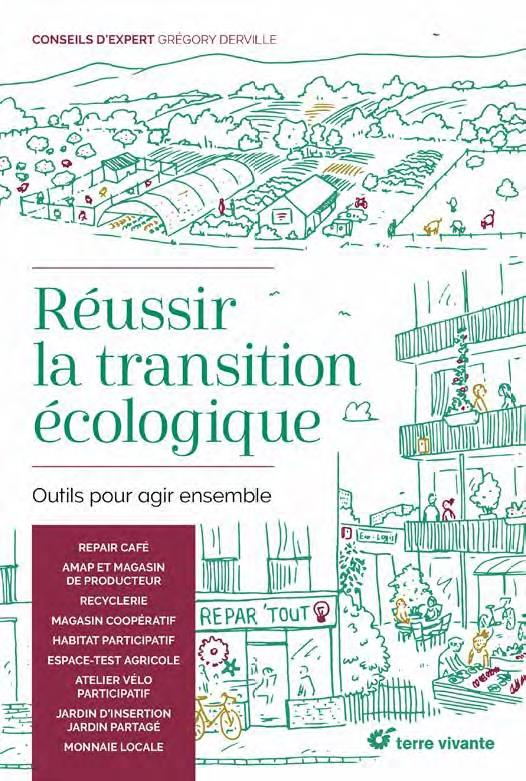 REUSSIR LA TRANSITION ECOLOGIQUE