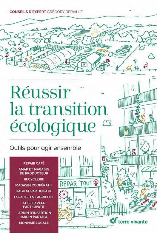 REUSSIR LA TRANSITION ECOLOGIQUE