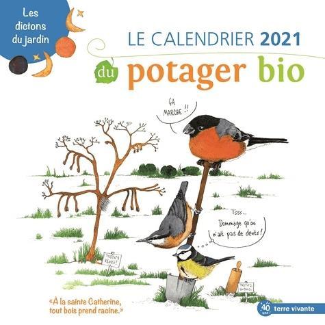 LE CALENDRIER 2021 DU POTAGER BIO