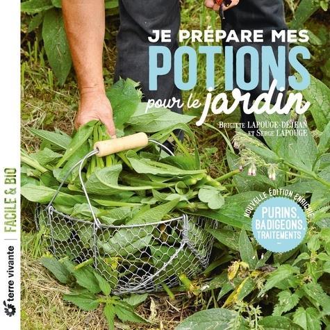 JE PREPARE MES POTIONS POUR LE JARDIN - PURINS, BADIGEONS, TRAITEMENTS...