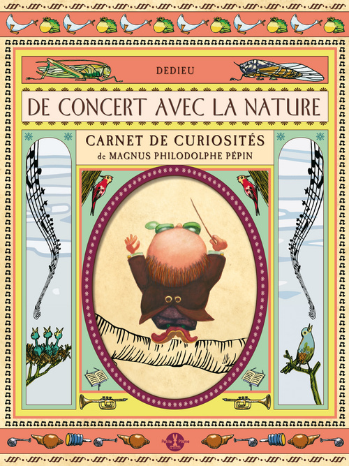 DE CONCERT AVEC LA NATURE.CARNET DE CURIOSITES DE