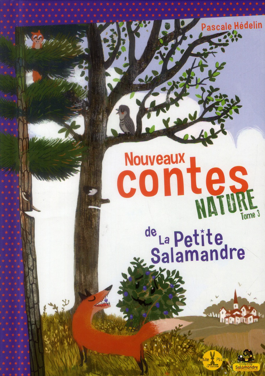 NOUVEAUX CONTES DE LA PETITE SALAMANDRE T3