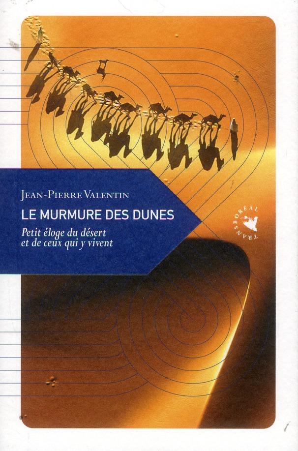 LE MURMURE DES DUNES ANCIENNE EDITION