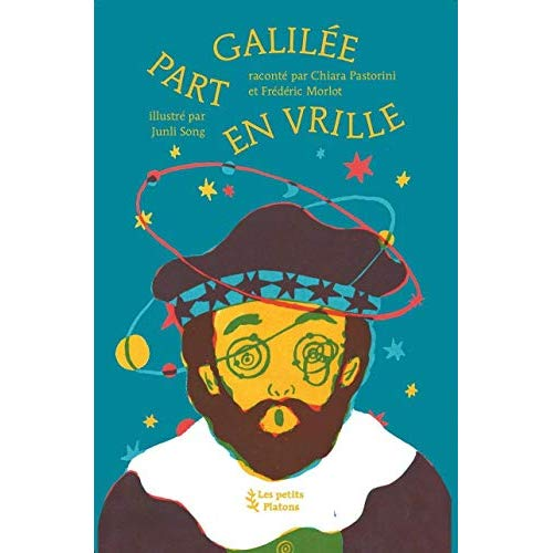 GALILEE PART EN VRILLE - ILLUSTRATIONS, COULEUR
