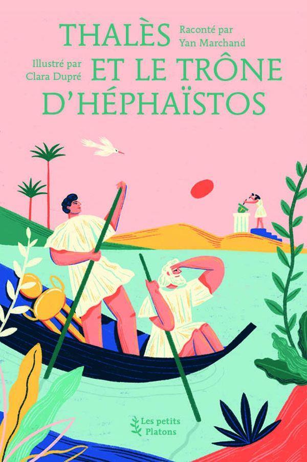 Thales et le trone d'hephaistos