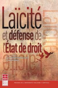 LAICITE ET DEFENSE DE L ETAT DE DROIT