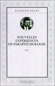 NOUVELLES EXPERIENCES DE PARAPSYCHOLOGIE