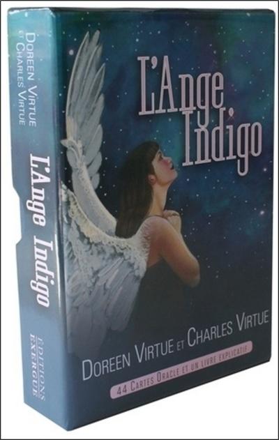 L'ANGE INDIGO - CARTES ORACLE