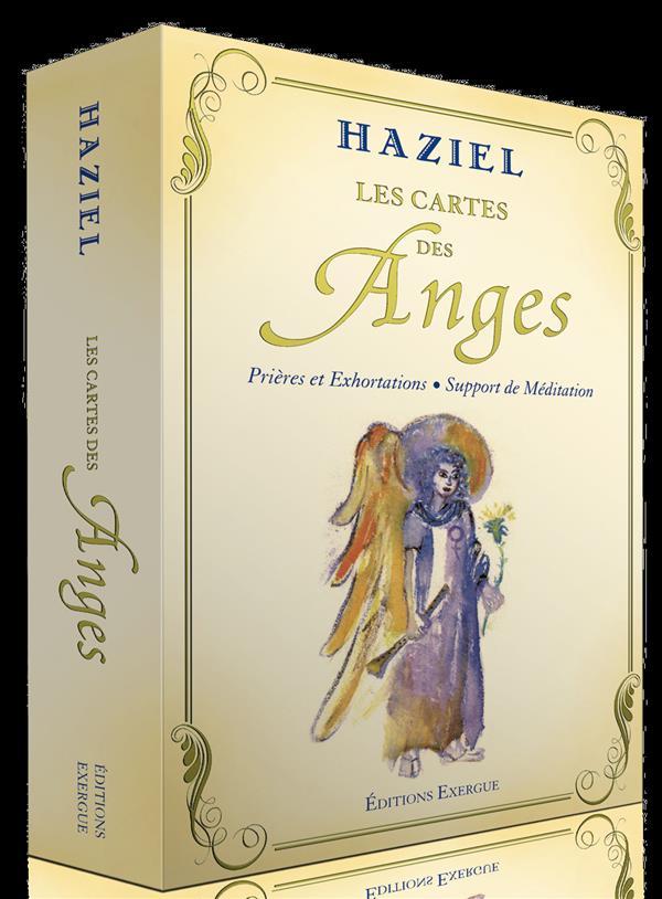 HAZIEL, LES CARTES DES ANGES
