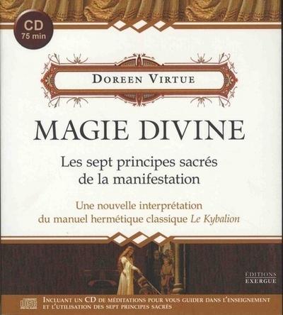 MAGIE DIVINE (AVEC CD)