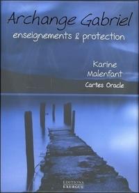 CARTES ORACLE - ARCHANGE GABRIEL, ENSEIGNEMENTS & PROTECTION