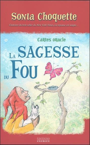 LA SAGESSE DU FOU (COFFRET)
